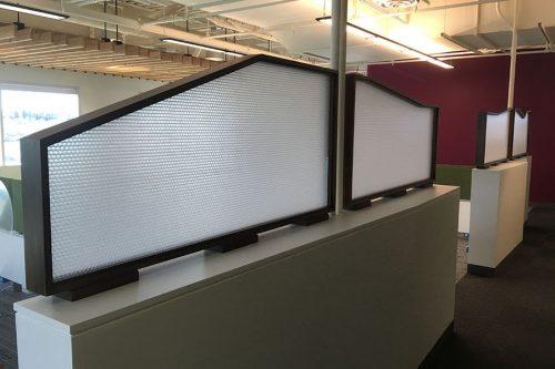 Paneles Acusticos Transparentes AIR-board google